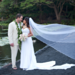 Black Sand Wedding