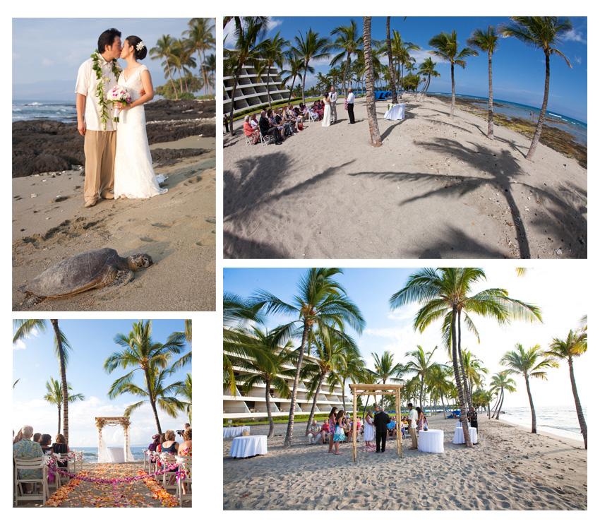 sand court at the mauna lani resort and spa