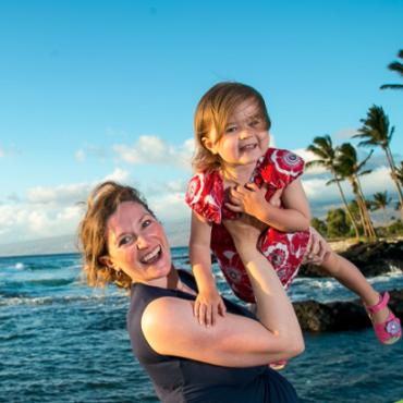 Hawaii Maternity Photo