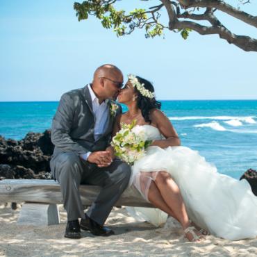 Four Seasons Hawaii Wedding Photographer