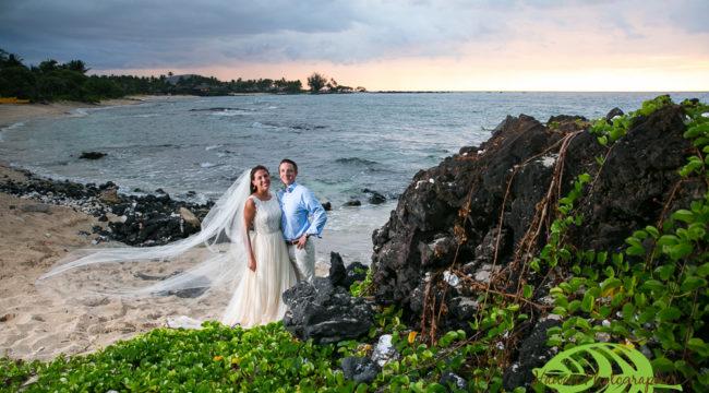 Kukio Wedding Photographer