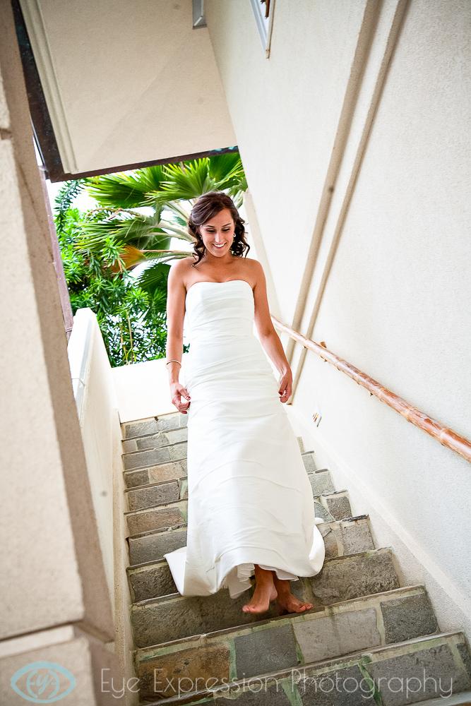 Wedding At Vacation Rental Hawaii Lauren And Justin