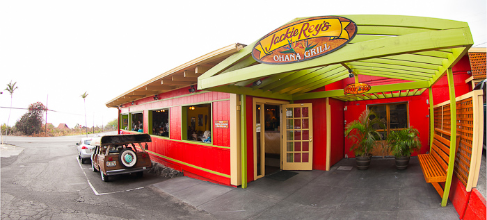 Kona Restaurant Jackie Rey S Ohana Grill Eye