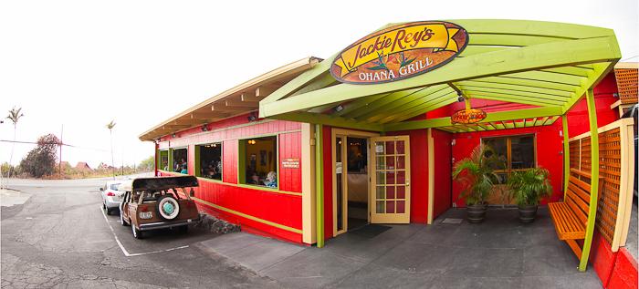 Restaurants Kona Hawaii Best